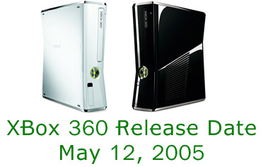 xbox 360 release date
